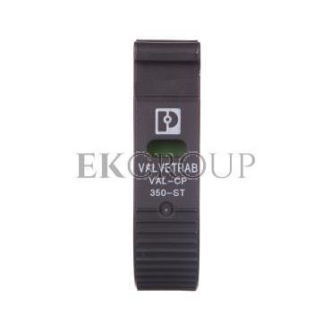 Wtyk z ochroną przepięciową typ 2 40kA 1,5kV 350V AC VAL-CP-350-ST 2859602-214915