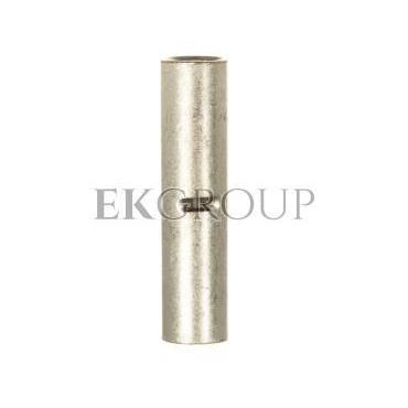 Końcówka /tulejka/ łącząca miedziana cynowana 6mm2 LC6-208591