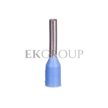 Końcówka tulejkowa izolowana HI 0,75/8 F E08KH-02010112401 /100szt./-210283