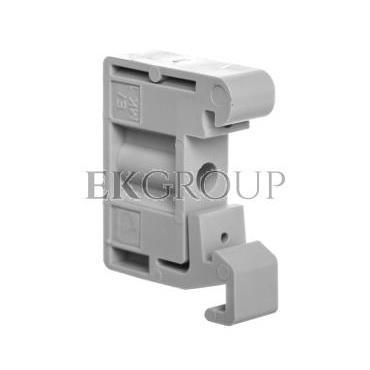 Trzymacz końcowy 6,1mm szara E/MK 1 1421659-208345