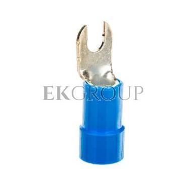 Końcówka widełkowa izolowana KWI 16/5 E09KO-02030103300-210616