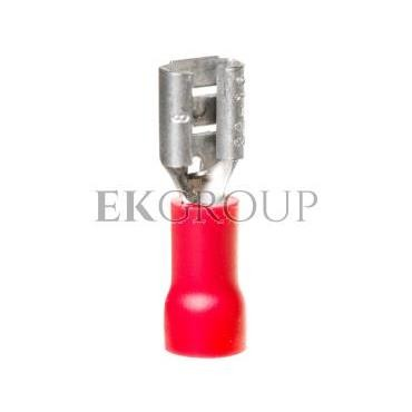 Nasuwka izolowana NI 4,8-1/0,8 BPCV E10KN-03010200601 /100szt./-211001