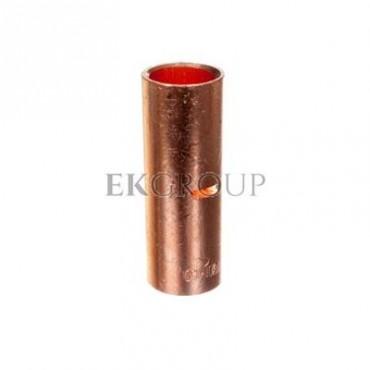 Końcówka /tulejka/ łącząca miedziana cynowana 150mm2 LC150-208598