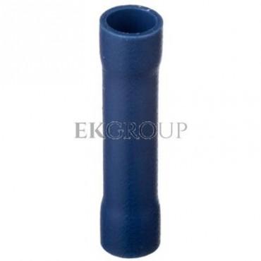Końcówka /tulejka/ łącząca izolowana 1,5-2,5mm2 PVC LI 2,5 /100szt./-208489