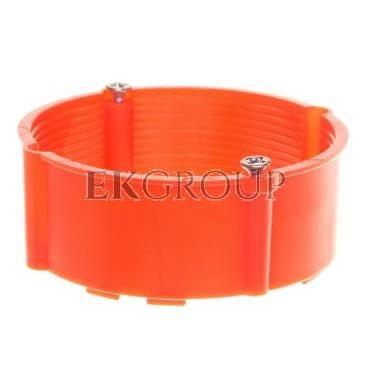 Pierścień dystansowy PK-60 24mm z wkrętami czerwony IP20 028403-01-208299