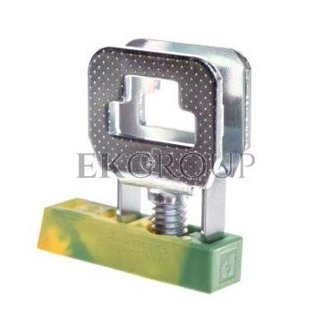 Złączka przyłączeniowa 0,5-6mm2 żółto-zielona AKG 4 GNYE 0421029-213536