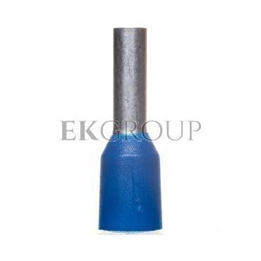 Końcówka tulejkowa izolowana TE 2,5-8 /100szt./-210391