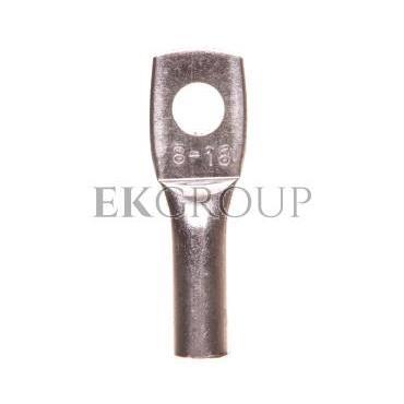 Końcówka oczkowa aluminiowa rurowa ARC 8-16-208775