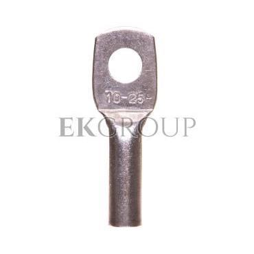 Końcówka oczkowa aluminiowa rurowa ARC 10-25-208779
