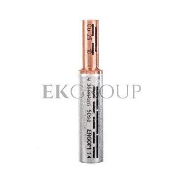 Końcówka (tulejka) łącząca Al-Cu LMAN 35/25 E13KC-01030100600 /10szt./-208446