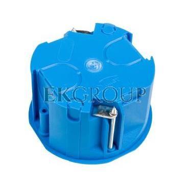 Puszka podtynkowa 60mm regips płytka niebieska PV 60K 32017203 /60szt./-211088