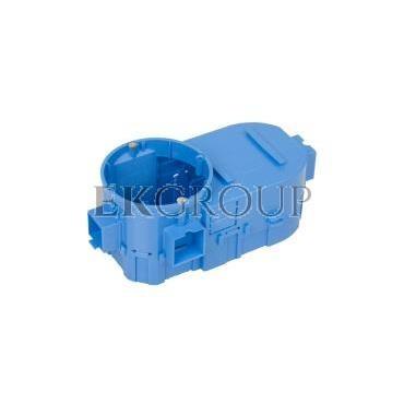 Puszka podtynkowa 60mm niebieska SE2x60 34117203-211995