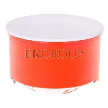 Puszka 70mm p/t regips pomarańczowa PO-70 0204-00-211122