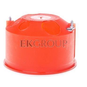 Puszka 70mm p/t regips pomarańczowa PO-70 0204-00-211123