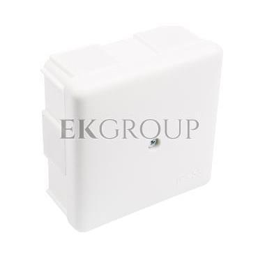 Puszka n/t hermetyczna pusta 87x87x39mm IP55 biała EP-Lux 0226-00-211210