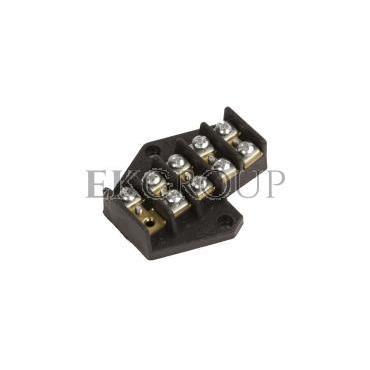 Pierścień rozgałęźny 5x4mm2 czarny 0962-00-213024