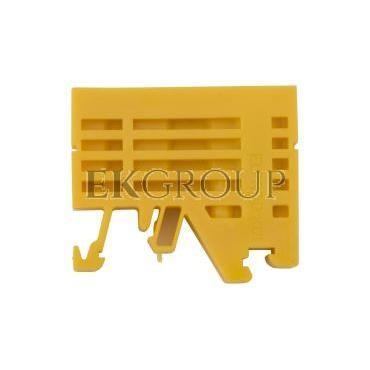 Trzymacz DIN/G KU-1z żółty 84019004 /25szt./-208316