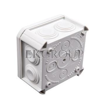 Puszka n/t odgałęźna 90x90x52 IP55 T 40 2007045-211273