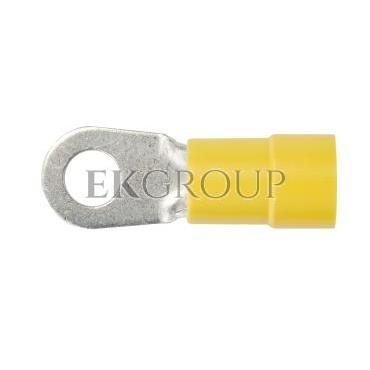 Końcówka oczkowa izolowana KOI 25/8 E09KO-02010104400-208831