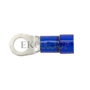 Końcówka oczkowa izolowana KOI 16/8 PC E09KO-02010203300-208968