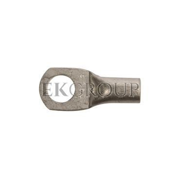 Końcówka oczkowa rurowa 16/M8 miedź cynowana KC16F8-208971