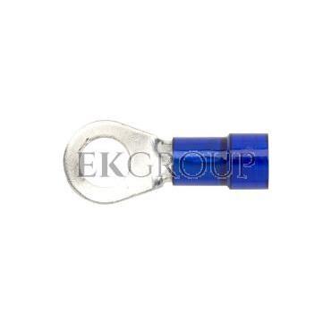 Końcówka oczkowa izolowana KOI 16/10 PC E09KO-02010203400-208972