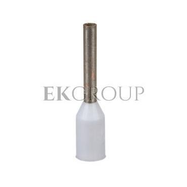 Końcówka tulejkowa izolowana HI 0,5/8 DIN E08KH-02010101601 /500szt./-210186