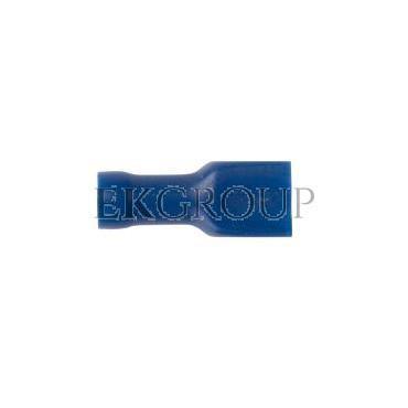Nasuwka całkowicie izolowana NCI 6,3-2,5/0,8 PCV E10KN-03010302901 (100szt.)-210898