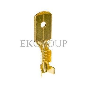 Wsuwka konektorowa W 6,3-1/0,8 NC E10KN-01020200401 /100szt./-210976