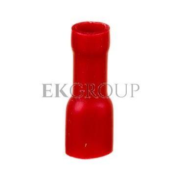 Nasuwka całkowicie izolowana NCI 4,8-1/0,8 PCV E10KN-03010302501 /100szt./-210929
