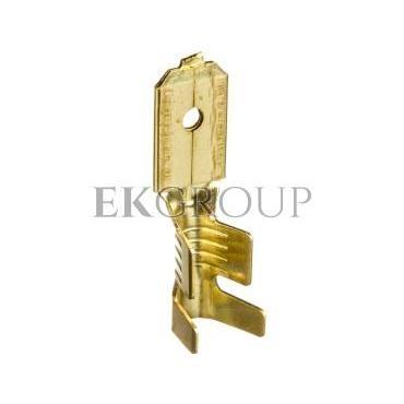 Wsuwka konektorowa W 6,3-6/0,8 NC E10KN-01020200601 /100szt./-210979