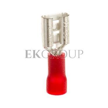 Nasuwka izolowana NI 6,3-1/0,8 BPCV E10KN-03010200901 /100szt./-210938