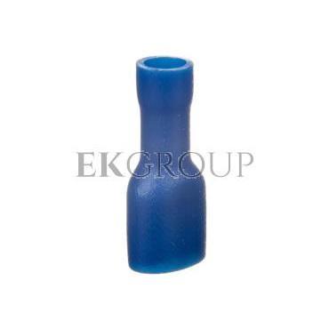 Nasuwka całkowicie izolowana NCI 6,3-2,5/0,8 BPCV E10KN-03010400701 /100szt./-210949
