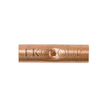 Końcówka (tulejka) łącząca miedziana ZM 25 E11KM-01060300300-208468