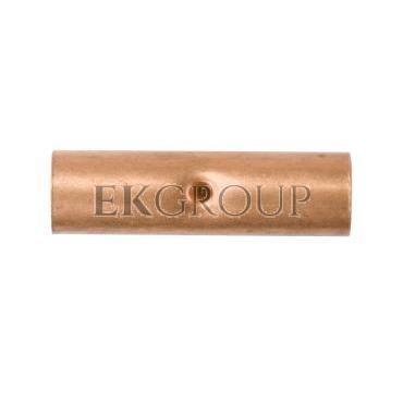 Końcówka (tulejka) łącząca miedziana ZM 35 E11KM-01060300400-208469