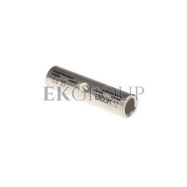Końcówka (tulejka) łącząca miedziana cynowana KLD 35 E11KM-02060100400-208514
