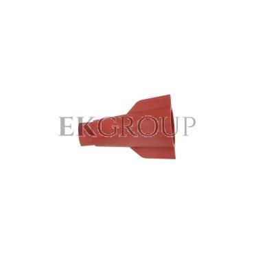 Złączka skrętna uniwersalna 1-6mm2 ZSE 1-1.0/6.0 czerwona 43814201 /100szt./-212529