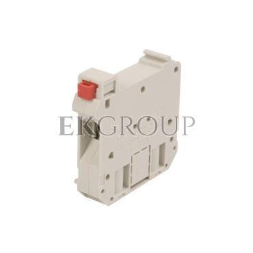 Złączka szynowa 2-przewodowa 16mm2 szara NOWA ZSG 1-16.0Ns 11621312-213831