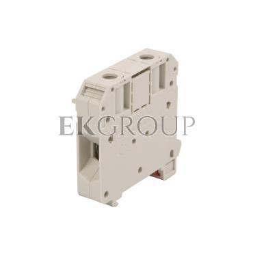 Złączka szynowa 2-przewodowa 16mm2 szara NOWA ZSG 1-16.0Ns 11621312-213832