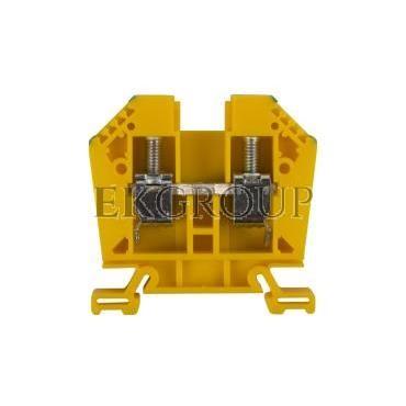 Złączka szynowa ochronna 16/25mm2 zielono-żółta EURO 43403E-213429