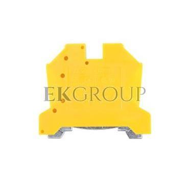Złączka szynowa gwintowa ochronna ZSO 6mm2 żółto-zielony 43450 -213432