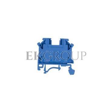 Złączka szynowa 2-przewodowa 2,5mm2 niebieska NOWA ZSG 1-2.5Nn 11221313-213878