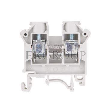 Złączka szynowa 2-przewodowa 10mm2 szara NOWA ZSG 1-10.0Ns 11521312-213887