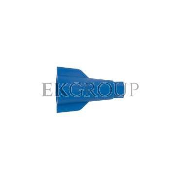 Złączka skrętna uniwersalna 1-6mm2 ZSE 1-1.0/6.0 niebieska 43814203 /100szt./-212537