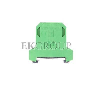 Złączka szynowa ochronna 6mm2 zielono-żółta ZSO 1-6.0 14403319-213440