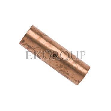 Końcówka (tulejka) łącząca miedziana ZM 185 E11KM-01060301000-208485