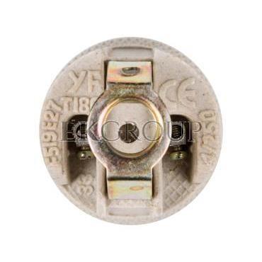 Oprawka E27 ceramiczna HLDR-E27-D 02162-200538