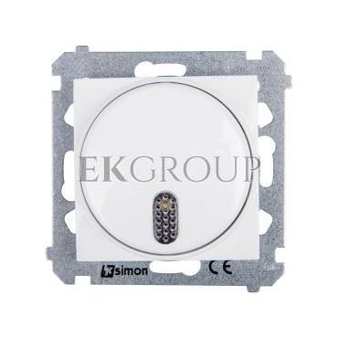 Simon 54 Dzwonek elektroniczny 70dB IP20 biały DDS1.01/11-215707