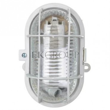 Oprawa kanałowa 1x60W E27 230V IP43 LB PLAST 009911600-203039