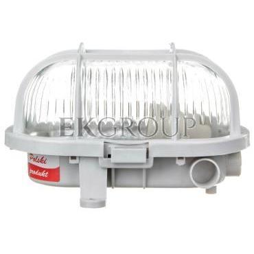 Oprawa kanałowa 1x60W E27 230V IP43 LB PLAST 009911600-203040
